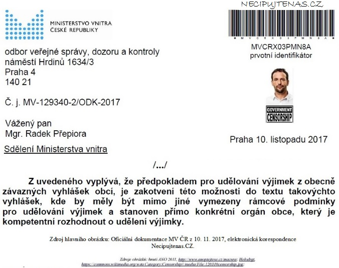 http://www.necipujtenas.cz/Files/necipujtenas/mvcr-vyjimky-je-nutne-zakotvit-do-vyhlasky-libovule-verejne-moci-je-nepripustna-2017.jpg